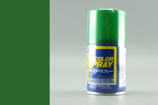Mr.Color - green - spray 40ml