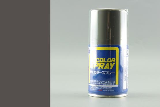 Mr.Color - dark gray - spray 40ml