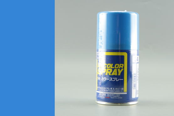 Mr.Color - sky blue - spray 40ml