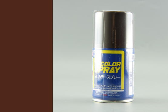 Mr.Color - red brown - spray 40ml