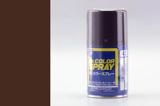 Mr.Color - mahogany - spray 40ml