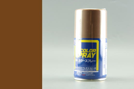 Mr.Color - wood brown - spray 40ml