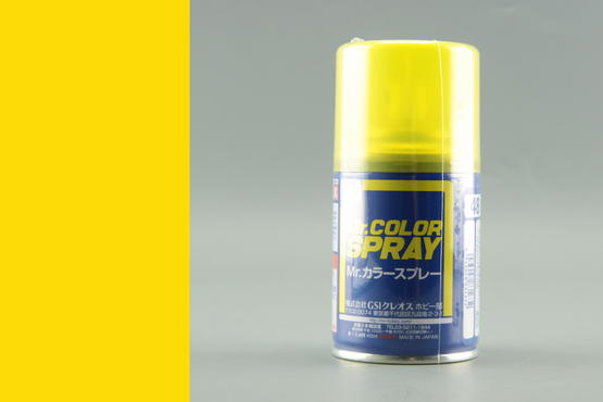 Mr.Color - clear yellow - spray 40ml