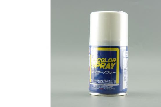 Mr.Color - flat white - spray 40ml