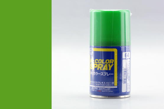 Mr.Color - Yellow Green - spray 40ml