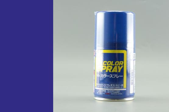 Mr.Color - bright blue - spray 40ml