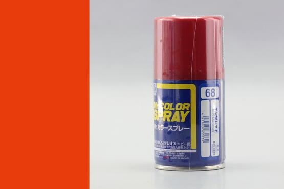 Mr.Color - red madder - spray 40ml