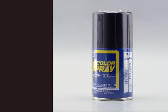 Mr.Color - metal black - spray 40ml