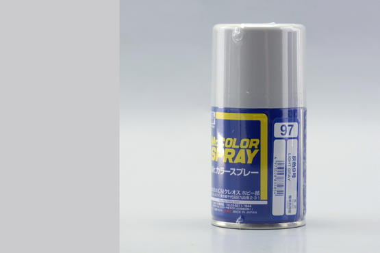 Mr.Color - light gray - sprey 40ml
