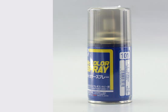 Mr.Color - smoke gray - sprey 40ml