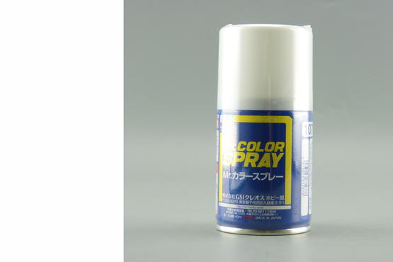 Mr.Color - character white - spray 40ml