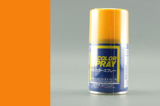 Mr.Color - character yellow - spray 40ml