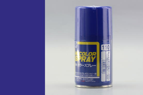 Mr.Color - character blue - sprey 40ml
