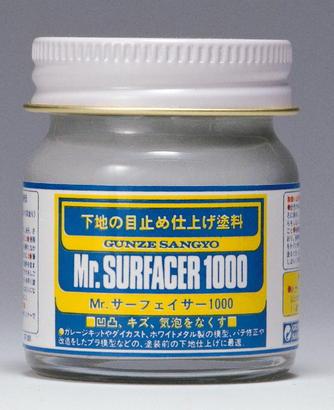 Mr.Surfacer 1000 40ml