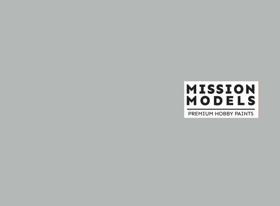 Mission Models Paint - Silver 30ml