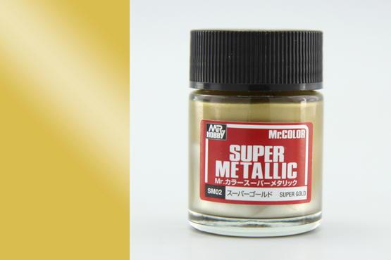 Mr.Color Super Metallic - Super Gold  - 1