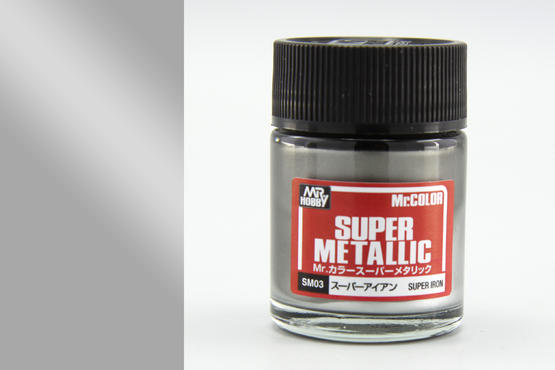 Mr.Color Super Metallic - super iron  - 1