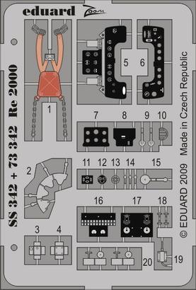 Re 2000 接着剤塗布済 1/72