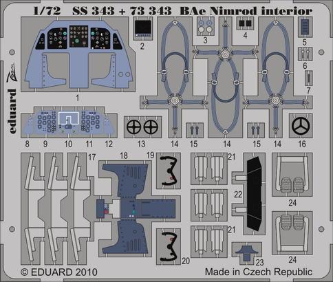 Nimrod interior 1/72