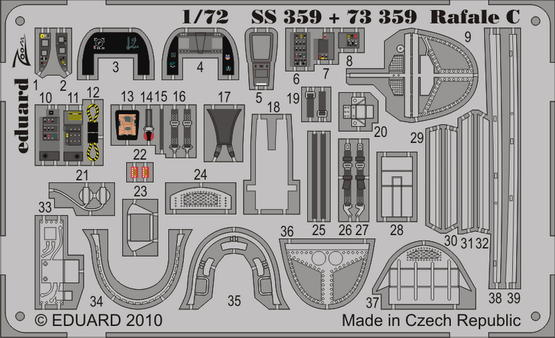Rafale C 1/72