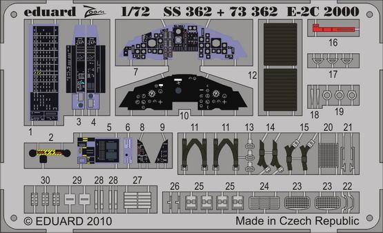 E-2C 2000 S.A. 1/72