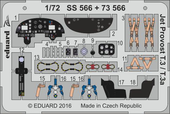 Jet Provost T.3 / T.3a 1/72