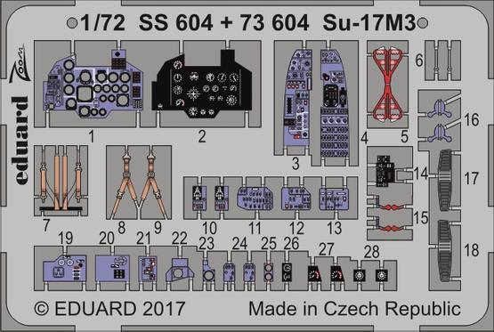 Su-17M3 1/72  - 1