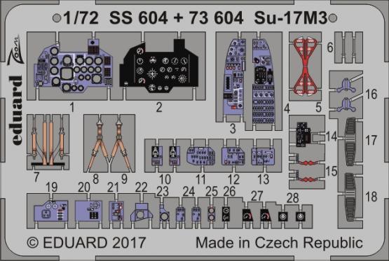 Su-17M3 1/72