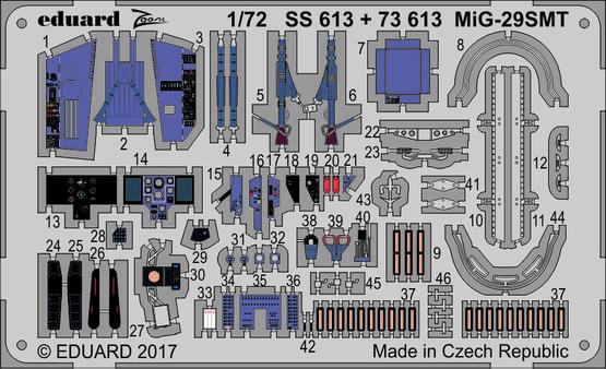 MiG-29SMT 1/72  - 1