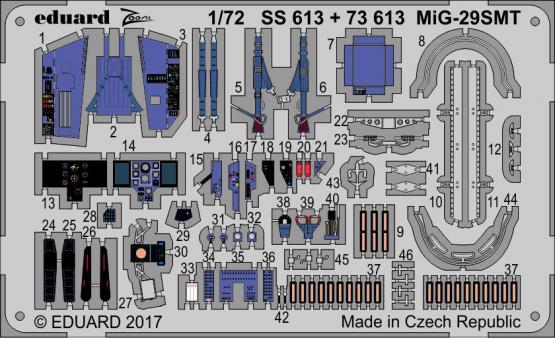 MiG-29SMT 1/72