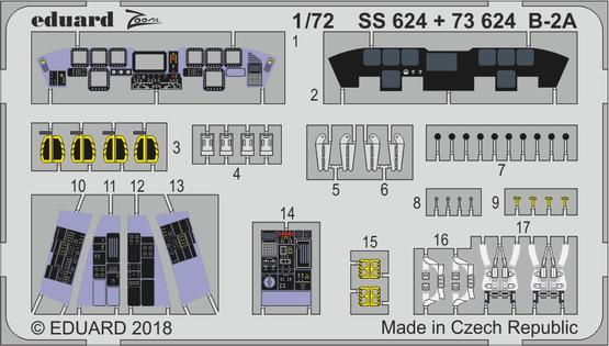 B-2A 1/72  - 1