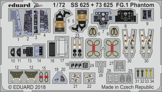 FG.1 Phantom 1/72  - 1