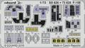 F-15E 1/72 - 1/2