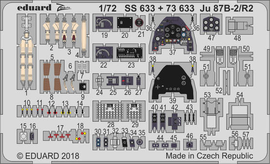 Ju 87B-2/R2 1/72  - 1