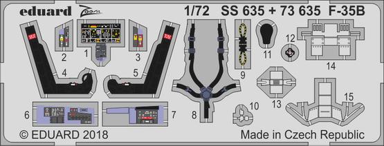 F-35B 1/72  - 1