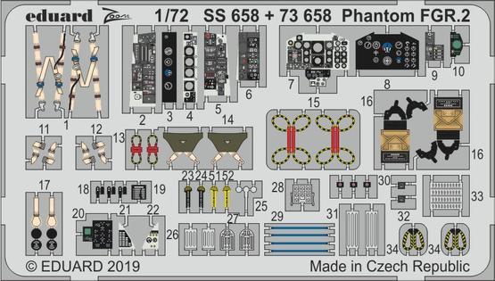 Phantom FGR.2 1/72