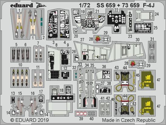 F-4J 1/72  - 1