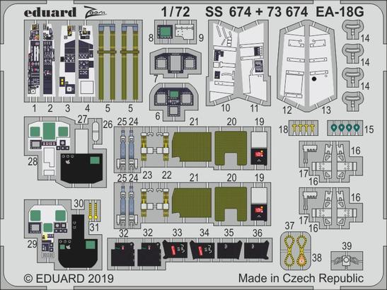EA-18G 1/72  - 1
