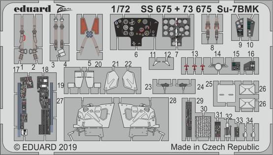 Su-7BMK 1/72  - 1