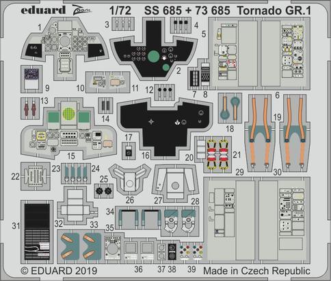 Tornado GR.1 1/72  - 1