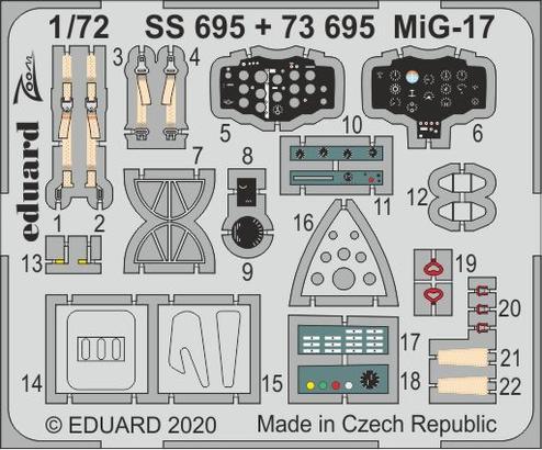 MiG-17 1/72