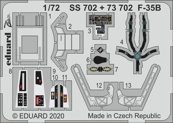 F-35B 1/72