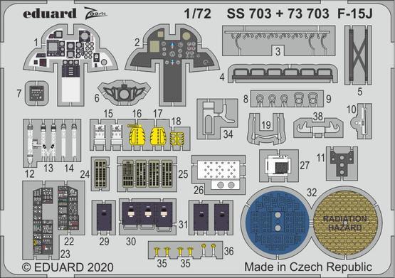 F-15J 1/72  - 1