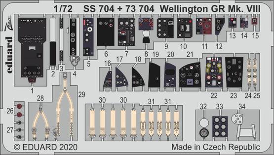 ウェリントン GR Mk.VIII 1/72  - 1