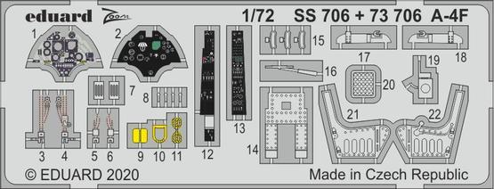 A-4F 1/72  - 1