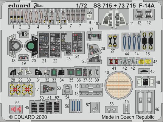 F-14A 1/72  - 1