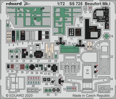 Beaufort Mk.I 1/72