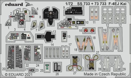 F-4EJ Kai 1/72