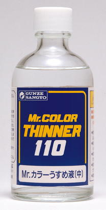 Mr.Color Thinner - ředidlo 110ml