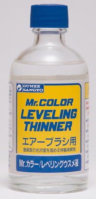 Mr.Color Leveling Thinner - ředidlo 110ml